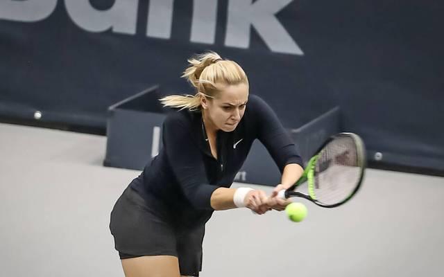 Sabine Lisicki war zwischenzeitlich 35. der Weltrangliste