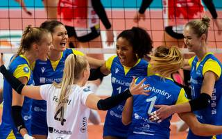 Volleyball / Bundesliga-Frauen
