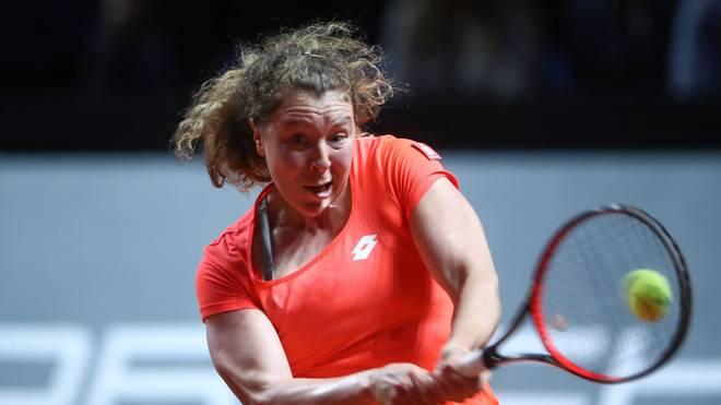 Anna-Lena Friedsam greift in Lyon nach ihrem ersten WTA-Turniersieg