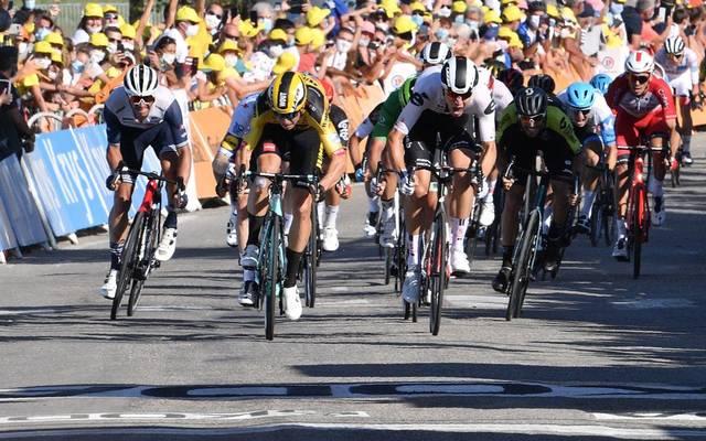 Bei der Tour de France steht die 7. Etappe an