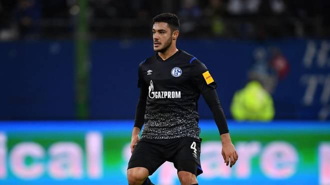 Ozan Kabak wechselte im Sommer vom VfB Stuttgart zu Schalke 04