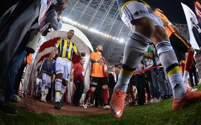 Nani wechselte 2015 von Manchester United zu Fenerbahce