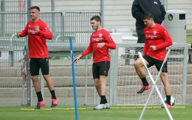 Die Corona-Tests beim VfB Stuttgart lieferten ein unklares Ergebnis
