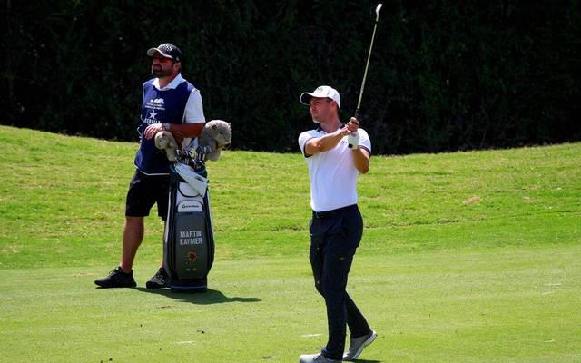 Martin Kaymer startet gut in die 120. US Open