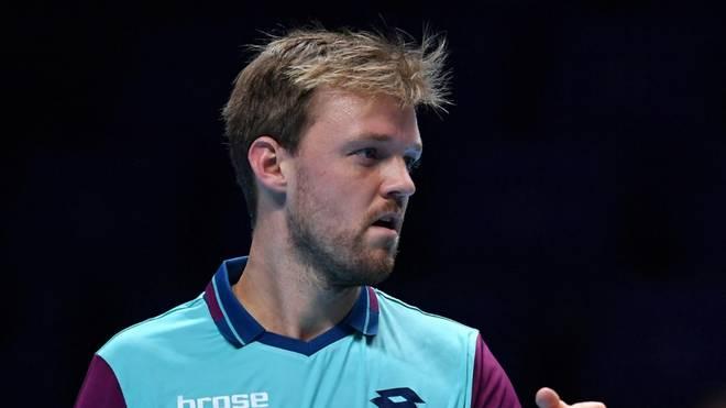 Der zweimalige French-Open-Sieger Kevin Krawietz