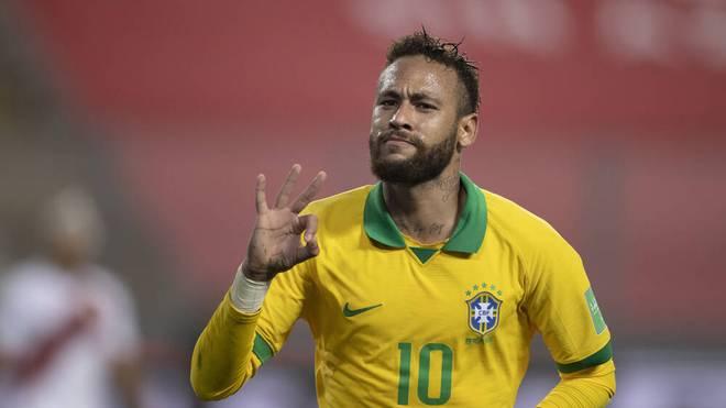 Für Neymar und Brasilien geht es schon um die WM 2022