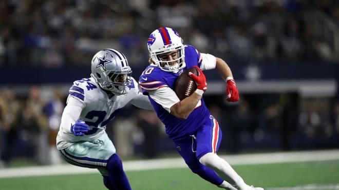 Die Dallas Cowboys mussten an Thanksgiving gegen die Buffalo Bills eine Niederlage einstecken