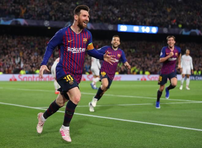 """Lionel Messi hat gegen den FC Liverpool seine Treffer 599 und 600 für den FC Barcelona erzielt. Für viele ist der Argentinier der GOAT, der """"Greatest Of All Time"""" unter den Fußballspielern. Doch was sagen die SPORT1-User?"""