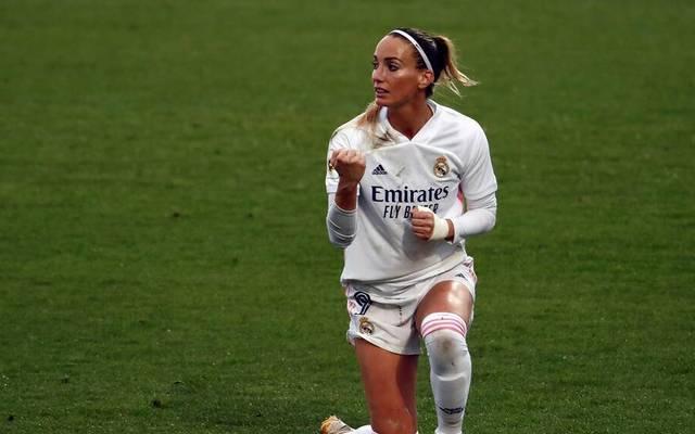 Kosovare Asllani schießt drei Tore in 155 Sekunden für Real Madrid