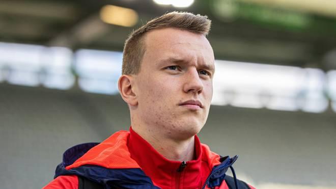 Lukas Klostermann nach Knie-OP wieder im Kader