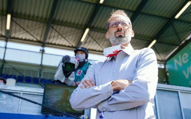 Pellegrino Matarazzo bleibt bis 2022 beim VfB Stuttgart