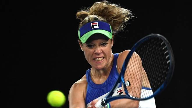 Laura Siegemund fiebert ihrem ersten Grand-Slam-Finale entgegen