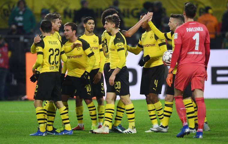 69 Prozent aller Herbstmeister in der Bundesliga wurden ein halbes Jahr später dann auch Deutscher Meister. Und Borussia Dortmund ist auf dem besten Weg diese Bilanz weiter auszubauen - die Historie spricht für den BVB, doch es gibt auch ein warnendes Beispiel