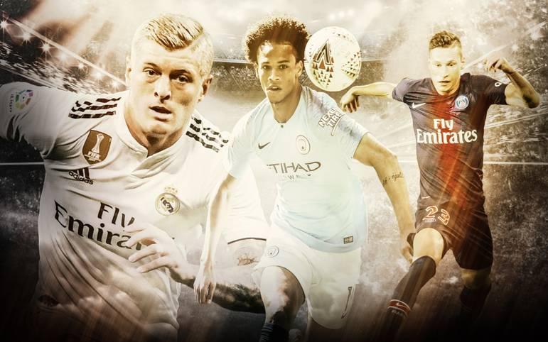 Deutsche Fußballer zählen auf der ganzen Welt zu Leistungsträgern in ihren Vereinen. Für wen läuft es besonders gut? Wer steckt im Tief? SPORT1 macht den Legionärscheck