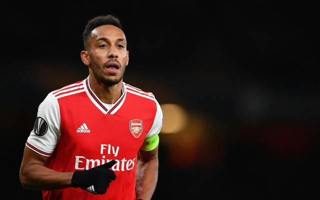 Arsenal-Star Aubameyang droht Ärger mit dem Verband