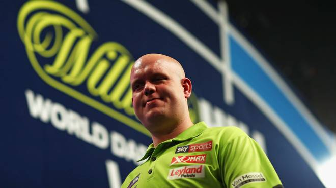 Am Abend startet in London die Darts-WM 2020