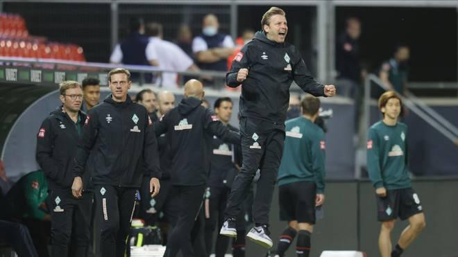 Werder Bremen hat sich in der Relegation gegen Heidenheim gerettet