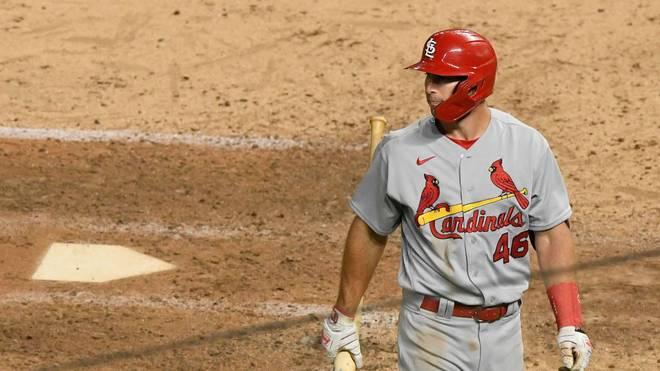 Die Cardinals können auch bei der Serie gegen die Tigers nicht antreten
