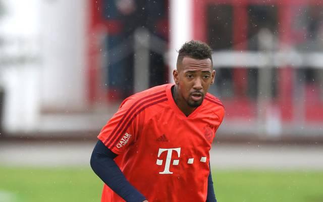 Jérôme Boateng ist zurück im Training