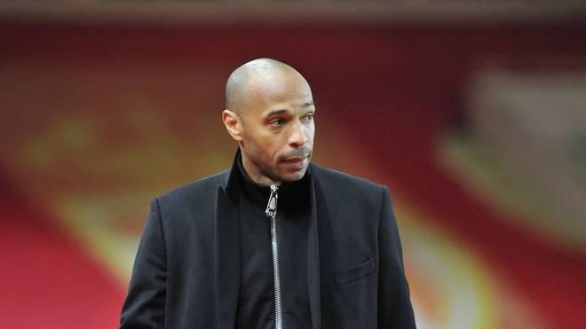 Thierry Henry wird auf Social Media vorerst nicht mehr aktiv sein