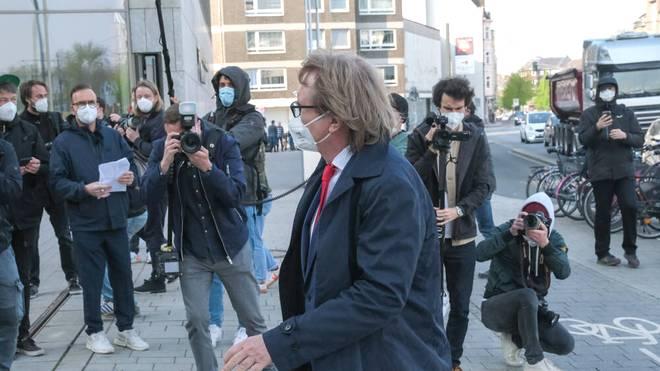 Ulrich Sommer ist der Anwalt von Christoph Metzelder