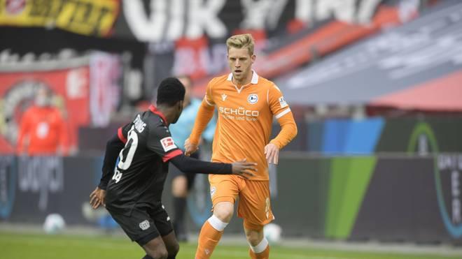 Hertha-Leihgabe Arne Maier ist unter Frank Kramer endlich Stammspieler bei Arminia Bielefeld