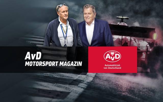 Norbert Haug (r.) und Hans-Joachim Stuck waren jahrelang in der Formel 1 aktiv