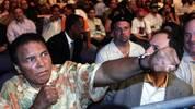 Heavyweight boxing legend Muhammad Ali a