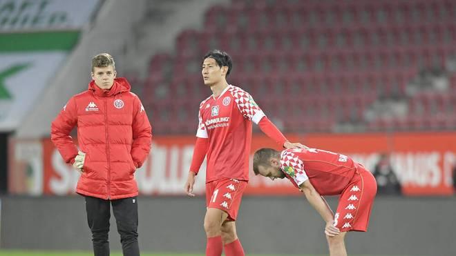 Der FSV Mainz 05 steht nach sechs Spieltagen immer noch ohne Punkt da
