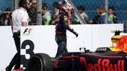 Vettel gegen Verstappen - Chronologie der Duelle