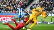 Rune Jarstein (r.) im Spiel gegen den 1. FC KölnHitij/Bongarts/Getty Images)