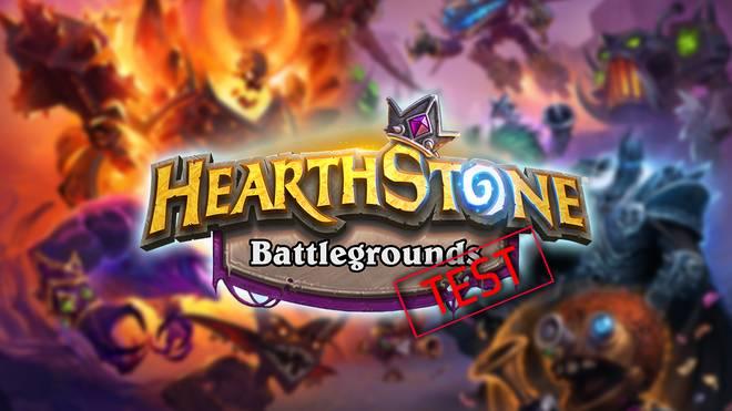 Der große Hearthstone Battlegrounds Test