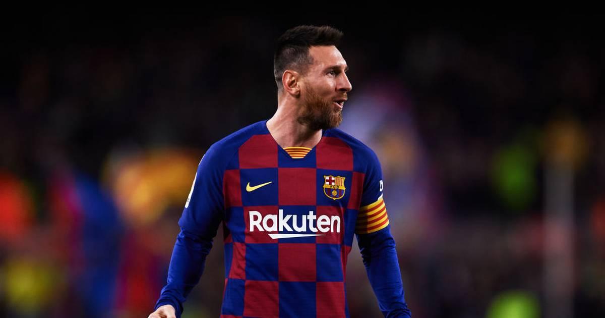 FC Barcelona: Vertrag mit Lionel Messi soll rasch verlängert werden - SPORT1