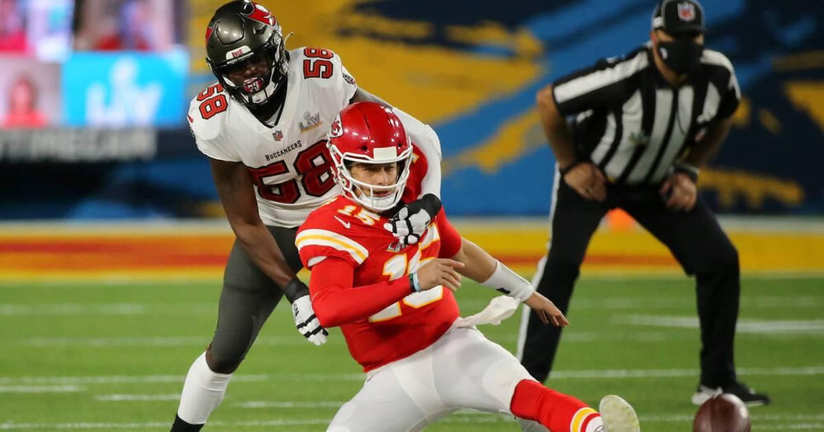 Kansas City Chiefs: Patrick Mahomes muss nach Super Bowl am Zeh operiert werden - SPORT1