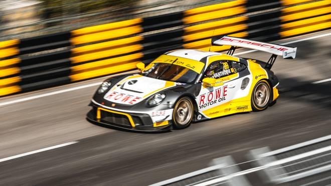 FIA GT: Zwei Porsche auf dem Podest