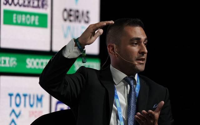 Erkut Sögüt ist als Berater von Mesut Özil tätig