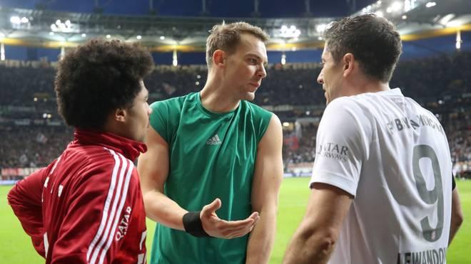 Manuel Neuer steckt mit dem FC Bayern in der Krise