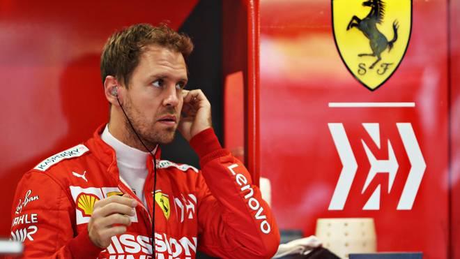 Karriereende? Neues Team? Sebastian Vettels Zukunft ist noch ungeklärt