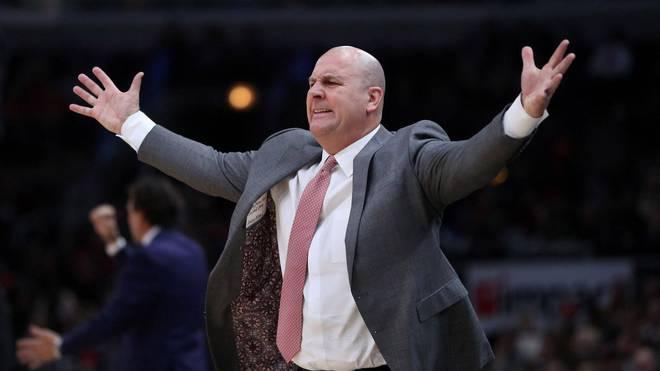 Jim Boylen ist nicht länger Headcoach der Chicago Bulls