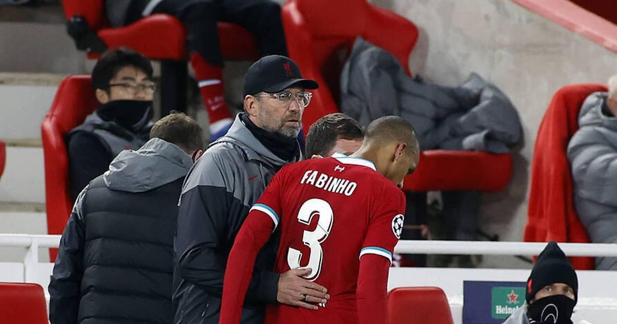 Liverpool und Klopp ohne Fabinho bei Leicester - SPORT1