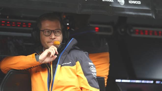 Andreas Seidl plant mit McLaren ab 2021 den Angriff auf die Top-Teams