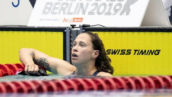 Sarah Köhler verbessert ihren eigenen Rekord