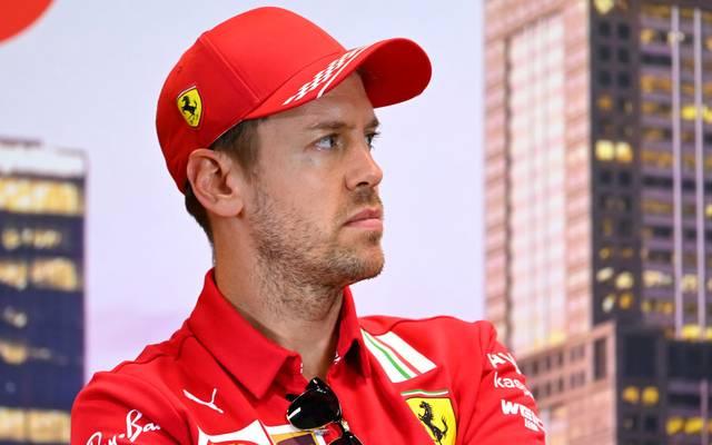 Sebastian Vettel und Ferrari gehen nach der Saison 2020 getrennte Wege