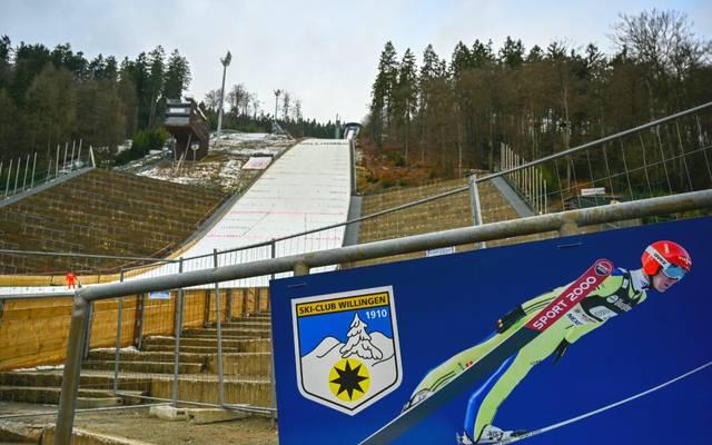 Der Skisprung-Weltcup in Willingen findet ohne Zuschauer statt