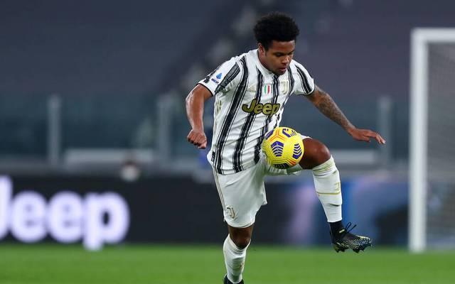Weston McKennie wurde vergangene Saison an Juventus ausgeliehen