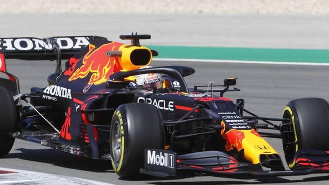 Max Verstappen will die Pole in Portugal