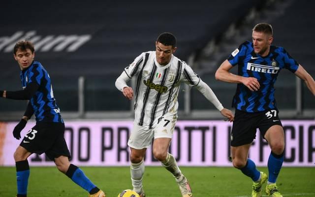 Cristiano Ronaldo vergab gute Chancen, das Spiel frühzeitig für Juventus Turin zu entscheiden