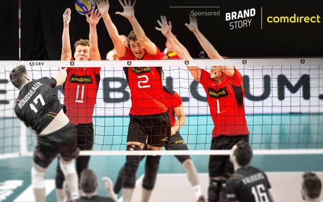 Die Deutschen Volleyballer sind heiß auf Olympia