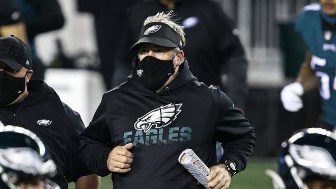 Doug Pederson muss seinen Posten bei den Eagles räumen