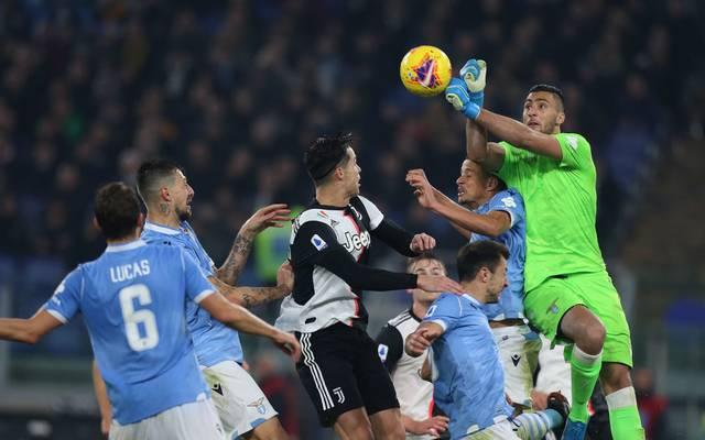 Das Top-Duell zwischen Juventus Turin und Lazio Rom findet am 20. Juli statt